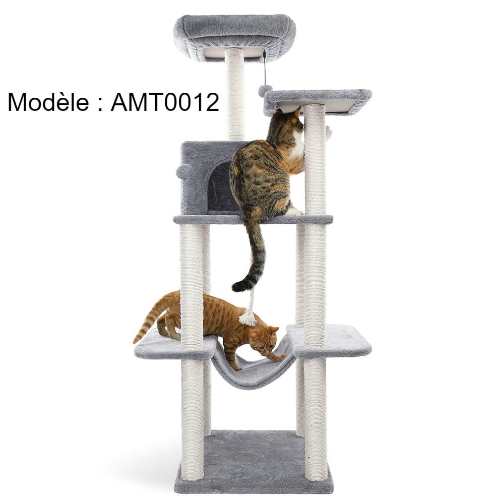 Arbre à chat modèle AMT0012