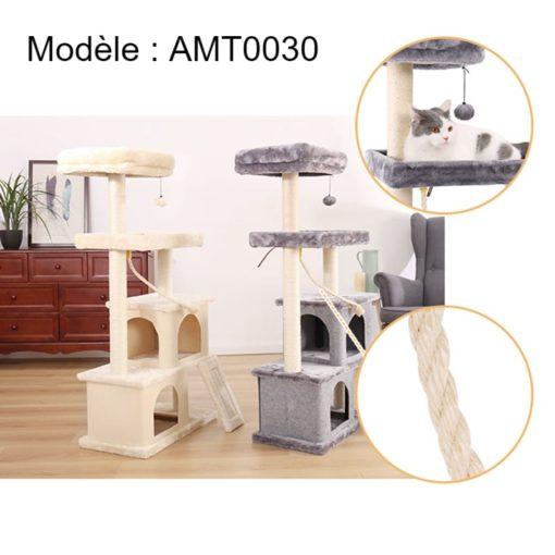 Arbre à chat modèle AMT0030