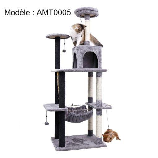 Arbre à chat modèle AMT005