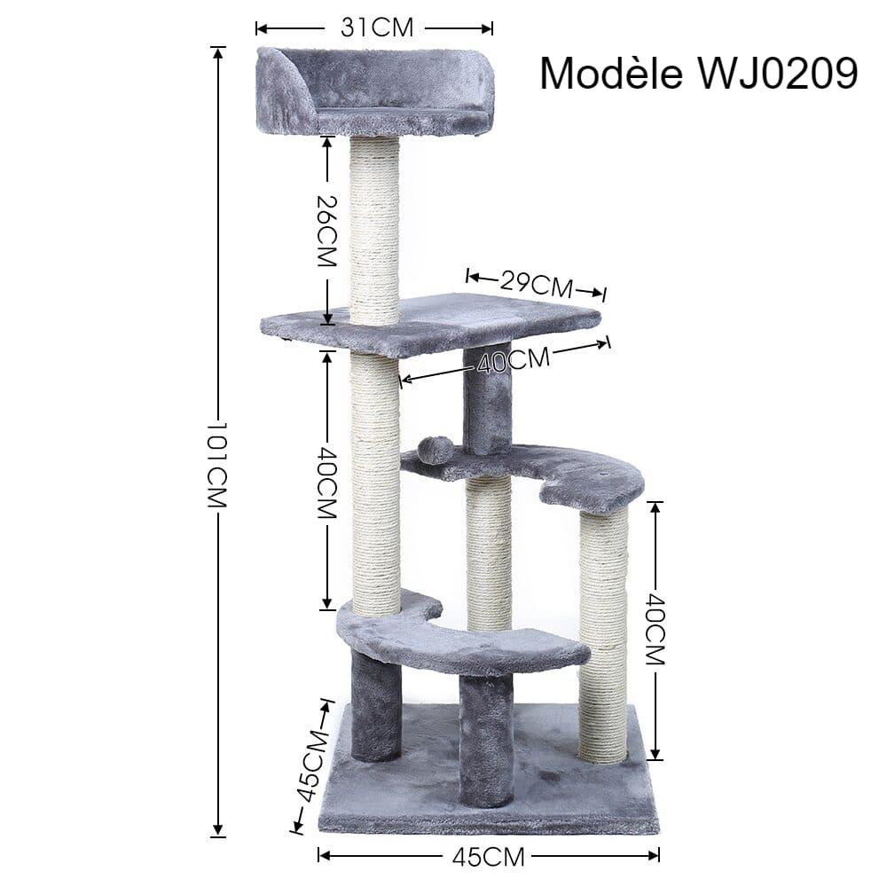 Modèle : WJ0209 GRIS