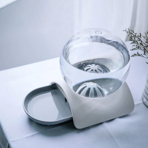 Fontaine à eau bulle gris
