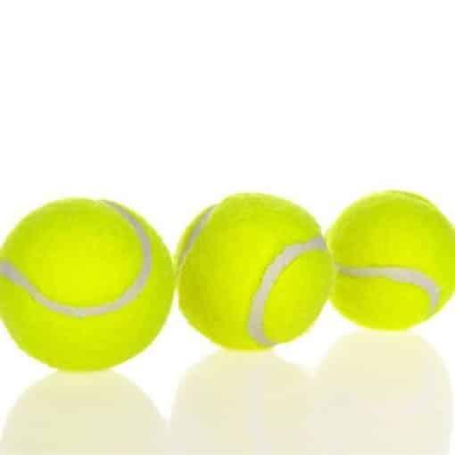Mini-balles de tennis pour lanceur automatique