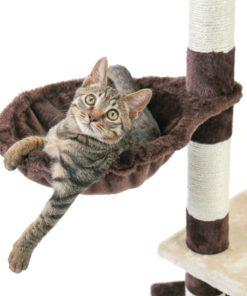 Arbre à chat fourrure et sisal