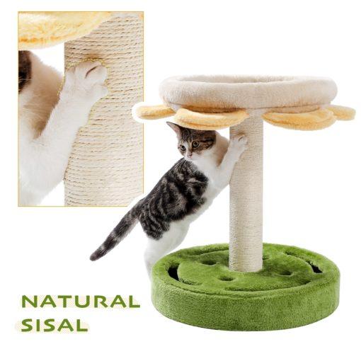 Arbre à chat Tournesol - Sisal naturel
